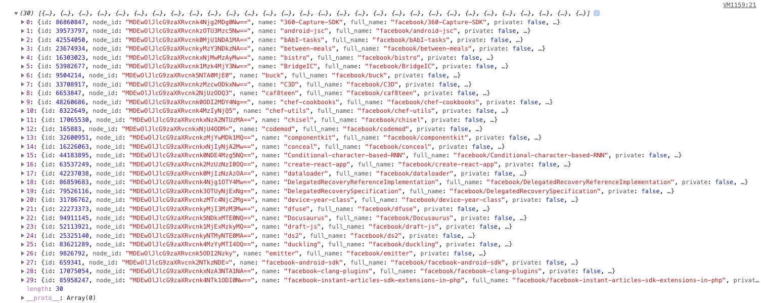 codesnippet-github-api-result